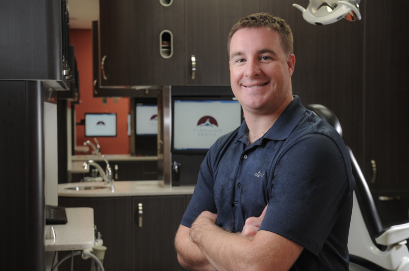 Dr. David Green of Turnagain Dental